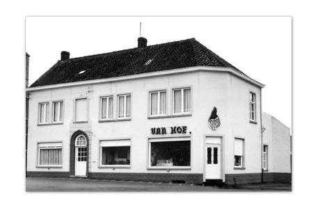 Van Hoe Products NV, Unternehmensgeschichte 3